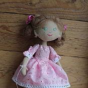 Куклы Тильда ручной работы. Ярмарка Мастеров - ручная работа Кукла текстильная. Handmade.