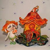 Куклы и игрушки ручной работы. Ярмарка Мастеров - ручная работа Грюльм  Люциния. Handmade.