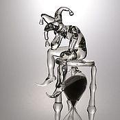 """Для дома и интерьера ручной работы. Ярмарка Мастеров - ручная работа """"Бренность власти"""" из коллекции """"Шуты"""". Handmade."""