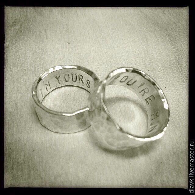 Handmade Wedding Jewelry Ring Vows DIAKIROSA Online Shopping On My Livemaster