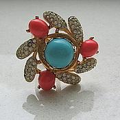 Винтаж handmade. Livemaster - original item Ring KJL vintage, rare. Handmade.