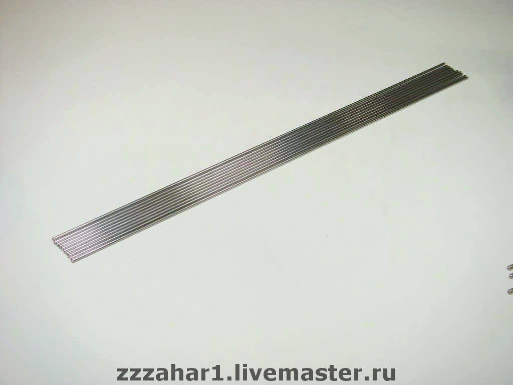Mandrel d 1.6 mm L 230 mm (10 PCs), Tools, Raduzhny,  Фото №1