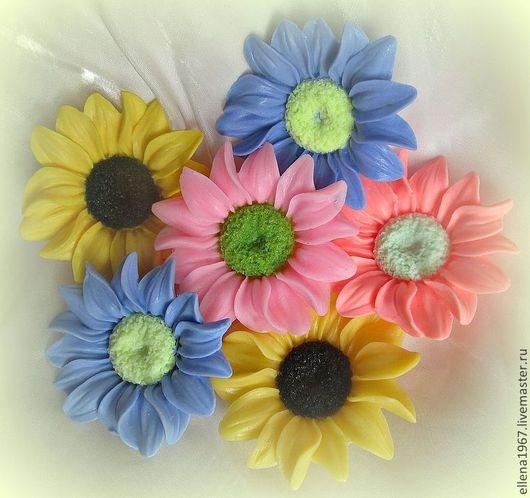 Мыло ручной работы. Ярмарка Мастеров - ручная работа. Купить Мыло Цветы. Handmade. Мыло сувенирное, мыло ручной работы