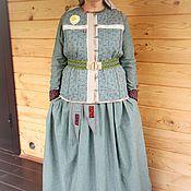 """Одежда ручной работы. Ярмарка Мастеров - ручная работа Жилет двухсторонний стёганный """" Мои года - моё богатство.. Handmade."""