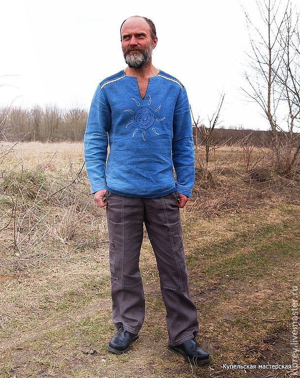 Купить льняные брюки доставка