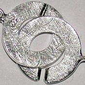 Материалы для творчества ручной работы. Ярмарка Мастеров - ручная работа 27010 - - Замочек 8 мм 925 серебро. Handmade.