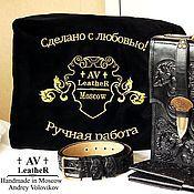 Сумки и аксессуары handmade. Livemaster - original item Packing-case