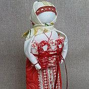 Куклы и игрушки ручной работы. Ярмарка Мастеров - ручная работа Кукла Московка или СемьЯ. Handmade.