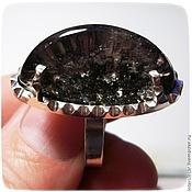 Ring handmade. Livemaster - original item Ring with quartz. Handmade.
