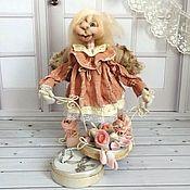 Куклы и игрушки handmade. Livemaster - original item The collector`s interior doll