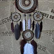 """Фен-шуй и эзотерика ручной работы. Ярмарка Мастеров - ручная работа Ловец снов """"Роза ветров"""". Handmade."""