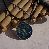 """Украшения handmade. Livemaster - original item Кулон """"El Condor pasa"""". Handmade."""
