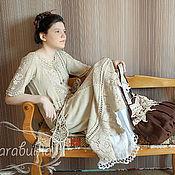"""Одежда ручной работы. Ярмарка Мастеров - ручная работа Платье вязаное """"Лето Зои"""". Handmade."""