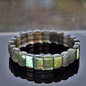Украшения handmade. Livemaster - original item Bright bracelet made of a magnificent large Labrador. Handmade.