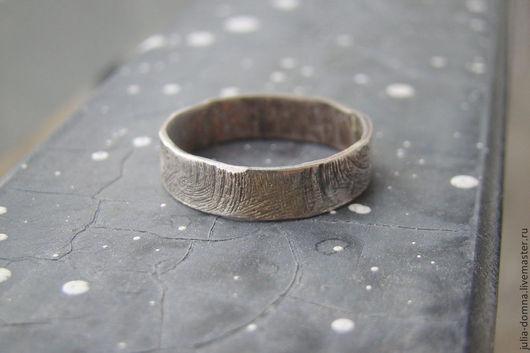 Украшения для мужчин, ручной работы. Ярмарка Мастеров - ручная работа. Купить Мужское Кольцо - перстень (мельхиор). Handmade. Медное кольцо