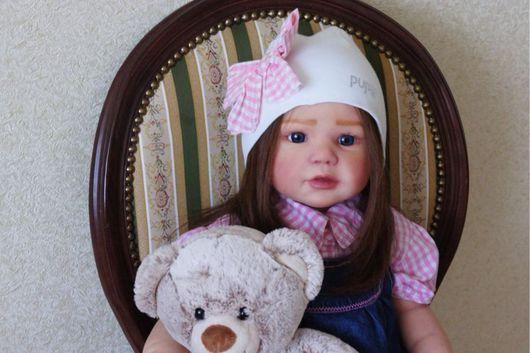 Куклы-младенцы и reborn ручной работы. Ярмарка Мастеров - ручная работа. Купить Малышка Катюша.. Handmade. Куклы ручной работы