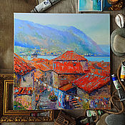 Картины и панно handmade. Livemaster - original item Pictures: Oil painting: