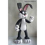 Куклы и игрушки ручной работы. Ярмарка Мастеров - ручная работа Bugs Bunny. Handmade.