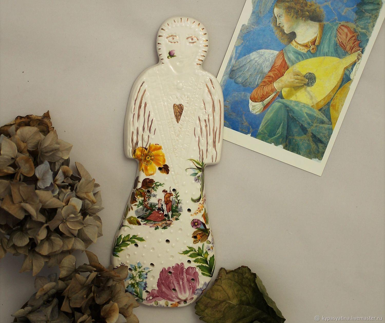 Wall decor: ' angel', Interior elements, Krasnoyarsk,  Фото №1