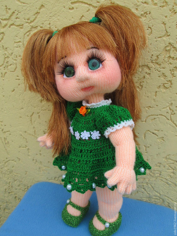 Мастер-класс по вязанию крючком: Лапоточки для кукол 942