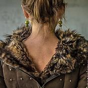 Одежда ручной работы. Ярмарка Мастеров - ручная работа Дубленка 2015. Handmade.
