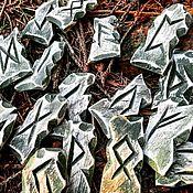 Фен-шуй и эзотерика handmade. Livemaster - original item Runes of life. Handmade.