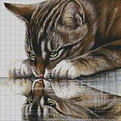 Материалы для творчества handmade. Livemaster - original item Kit embroidery with beads