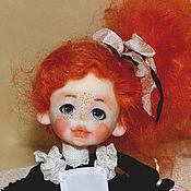 Куклы и игрушки ручной работы. Ярмарка Мастеров - ручная работа Первоклассница. Handmade.