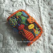 Сумки и аксессуары handmade. Livemaster - original item Textile wallet