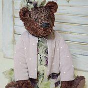 Куклы и игрушки handmade. Livemaster - original item Teddy Maha.. Handmade.