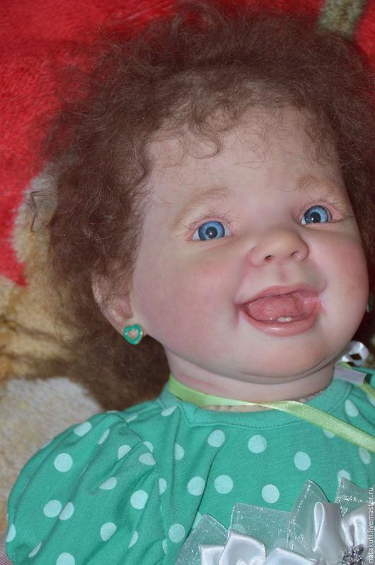 Куклы-младенцы и reborn ручной работы. Ярмарка Мастеров - ручная работа. Купить Марийка, Молд Ladybug, от Donna RuBert. Handmade.