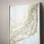 Картины и панно handmade. Livemaster - original item Painting of epoxy resin