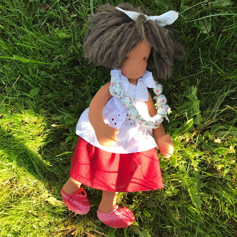 Кукла игровая Бэти, 35 см, Вальдорфская игрушка, Пермь, Фото №1