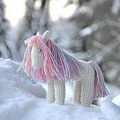 Куклы и игрушки ручной работы. Ярмарка Мастеров - ручная работа Эльфийская лошадка. Handmade.