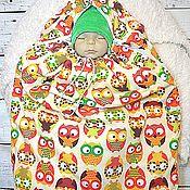 Работы для детей, ручной работы. Ярмарка Мастеров - ручная работа Комплект на зиму. Handmade.