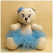 Куклы и игрушки handmade. Livemaster - original item Masha-knitted toy. Handmade.