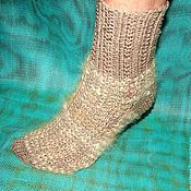 Аксессуары handmade. Livemaster - original item Socks-stretch item no-weapon`s №29f sport hand-knit.. Handmade.
