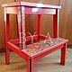Мебель ручной работы. Стул в восточном индийском  стиле. Алёна Харитонова. Интернет-магазин Ярмарка Мастеров. Восточный огурец