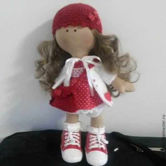 Интерьерная кукла Маргоша