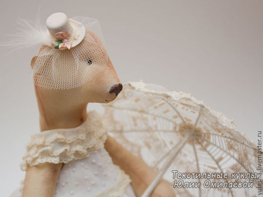 Авторская кукла. Свадебные мишки Подарок на свадьбу. Текстильный мишка Мишки жених и невеста.  Подарок молодой семье на свадьбу. Подарок на годовщину или юбилей свадьбы. Для жениха и невесты