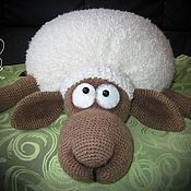 Для дома и интерьера handmade. Livemaster - original item Car/sofa sheep. Handmade.