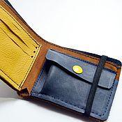 Сумки и аксессуары handmade. Livemaster - original item Purse Unisex ochre. Handmade.