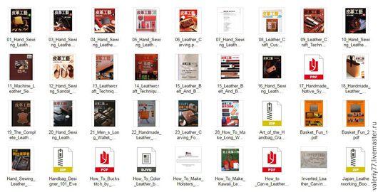 Скриншоты страниц имеющейся литературы.