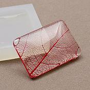 Материалы для творчества ручной работы. Ярмарка Мастеров - ручная работа Молд силиконовый Прямоугольник 32х22х5 мм. Handmade.