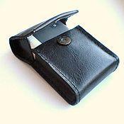 Сумки и аксессуары handmade. Livemaster - original item Case for cigarette pack. Handmade.