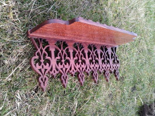 Мебель ручной работы. Ярмарка Мастеров - ручная работа. Купить полка от R-1211. Handmade. Полка, натуральное дерево