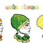 winter vitamines knit - Ярмарка Мастеров - ручная работа, handmade