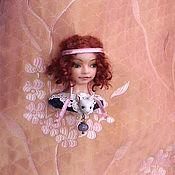 """Украшения ручной работы. Ярмарка Мастеров - ручная работа Брошь """" Алиса """". Handmade."""