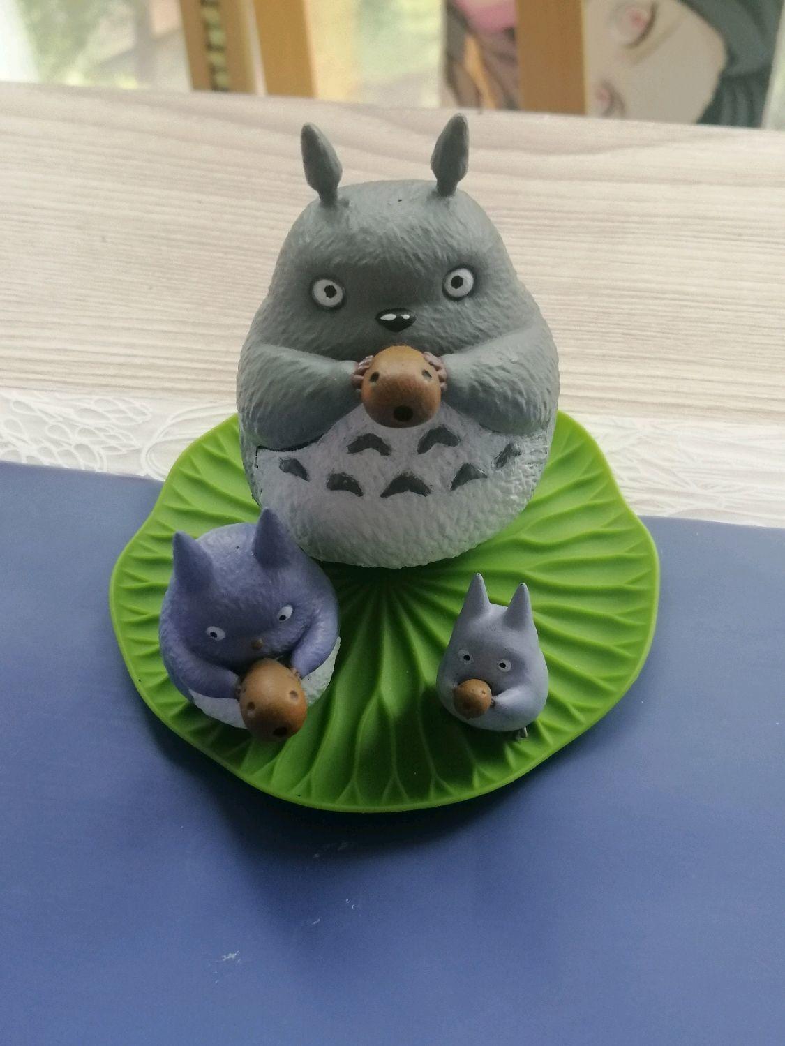 Totoro ( мини семья), Игрушки, Москва,  Фото №1