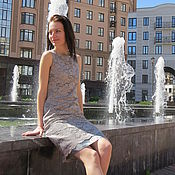 Одежда handmade. Livemaster - original item Lace dress